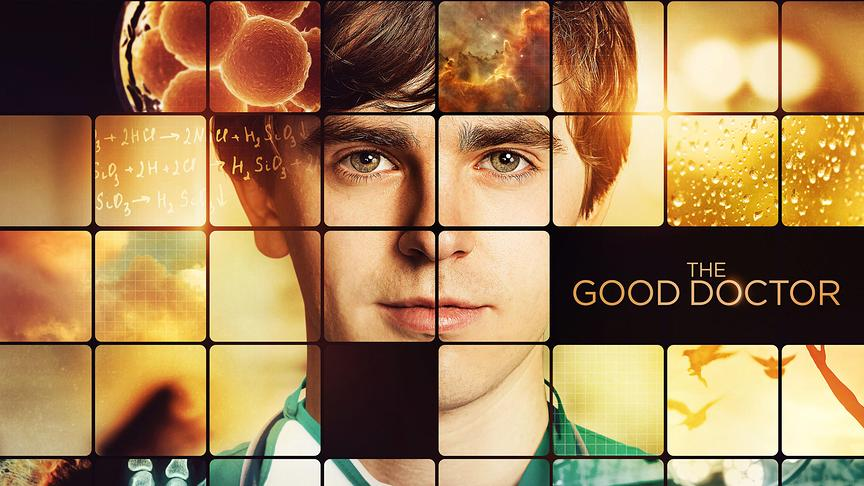 "Filmposter zu ""The Good Doctor""."