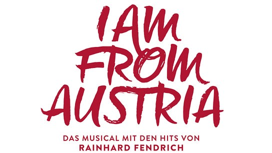 "Logo ""I AM FROM AUSTRIA"""