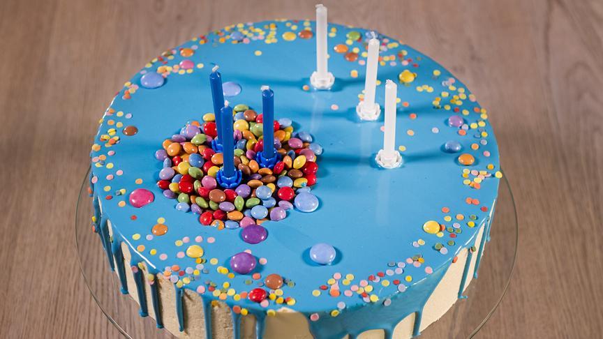 Kindergeburtstag Torte Extra Orf At